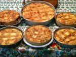 Pastiera and Rustica Easter Pies