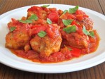Hunter's Style Chicken--Pollo alla Cacciatore