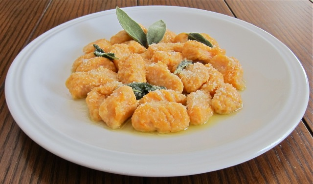 Sweet Potato Gnocchi | Gianni's North Beach