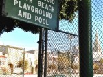 North Beach's Joe DiMaggio Playground