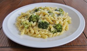 Gemelli with Broccoli & Garlic