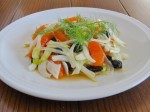 Fennel and Orange Salad with Oil-Cured Olives