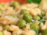 Risi bisi: Venetian Rice and Spring Peas