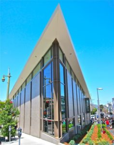 New North Beach Library Branch