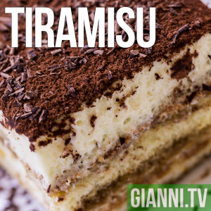 Sweet, dark chocolate, strong, bitter espresso and a hit of syrupy marsala wine make tiramisu a perfect pick me up.